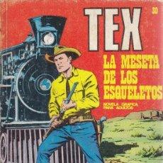Cómics: TEX - Nº 30. Lote 36899318