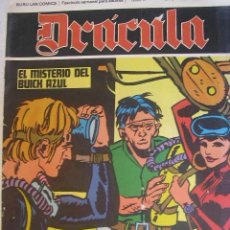 Comics: DRACULA Nº 43 FASCICULO DE BURULAN COMICS. Lote 36909398