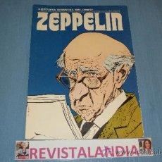 Cómics: REVISTA ZEPPELIN REVISTA MENSUAL DEL COMIC Nº3 AÑO 1974 DE BURU LAN. Lote 37252488