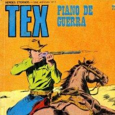 Cómics: TEX Nº77 (EDITORIAL BURULÁN, 1971). Lote 37258665