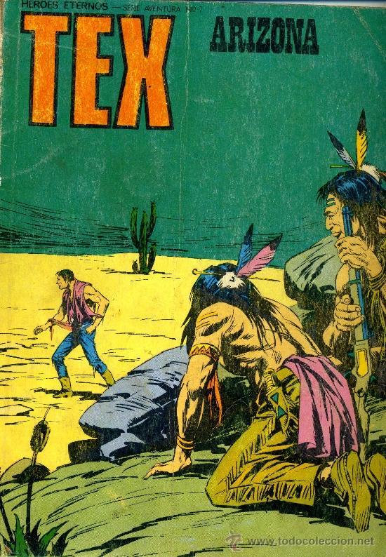 TEX Nº72 (EDITORIAL BURULÁN, 1971) (Tebeos y Comics - Buru-Lan - Tex)
