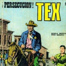 Cómics: TEX Nº63 (EDITORIAL BURULÁN, 1971). Lote 37258765