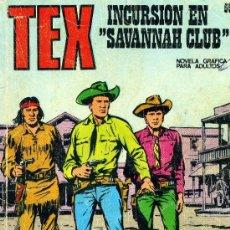 Cómics: TEX Nº56 (EDITORIAL BURULÁN, 1971). Lote 37258806