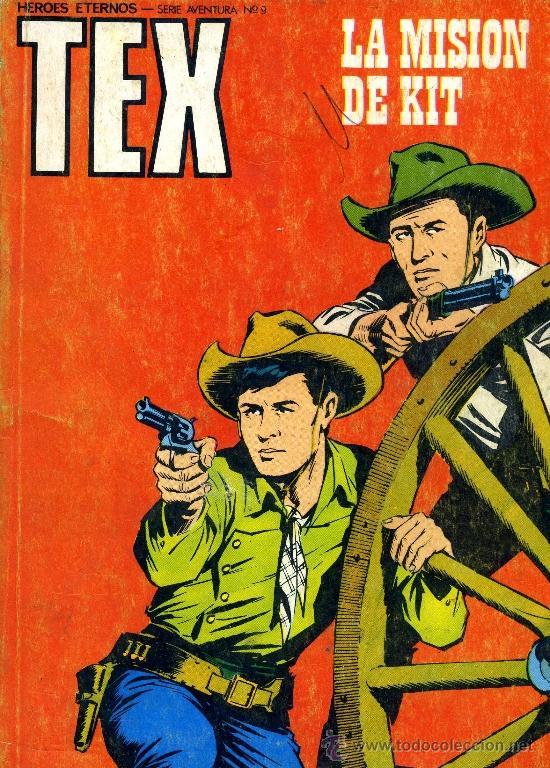 TEX Nº73 (EDITORIAL BURULÁN, 1971) (Tebeos y Comics - Buru-Lan - Tex)