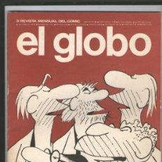 Cómics: EL GLOBO Nº3 REVISTA MENSUAL DEL COMIC DE BURU-LAN.1973. Lote 37401555