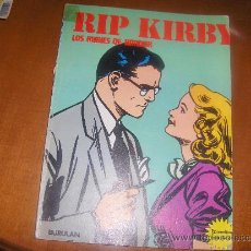 Comics: RIP KIRBY - LOS RUBIES DE BANDAR - EPISODIOS COMPLETOS- BURULAN - TAPA BLANDA . Lote 37400094
