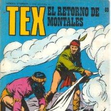 Cómics: COMIC TEX Nº 69 . Lote 37653097