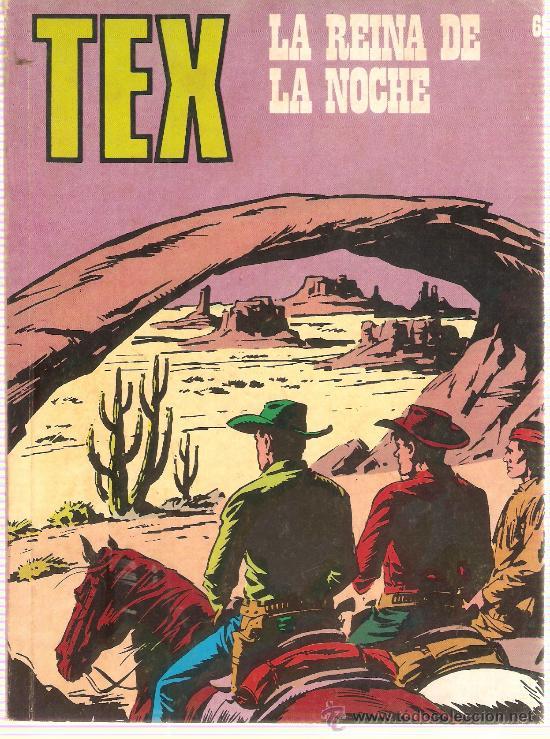 COMIC TEX Nº 68 (Tebeos y Comics - Buru-Lan - Tex)