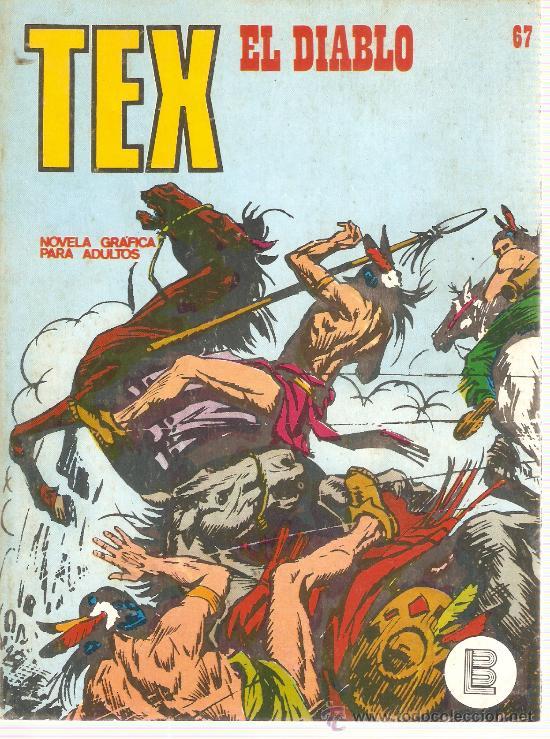 COMIC TEX Nº 67 (Tebeos y Comics - Buru-Lan - Tex)