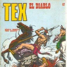 Cómics: COMIC TEX Nº 67 . Lote 37653183