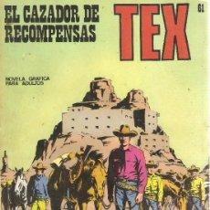 Cómics: COMIC TEX Nº 61. Lote 37653562