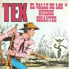 Cómics: COMIC TEX Nº 60 . Lote 37654255