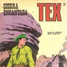 Cómics: COMIC TEX Nº 57 . Lote 37654344