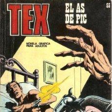 Cómics: COMIC TEX Nº 55. Lote 37666280