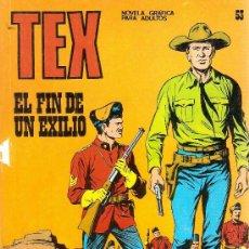 Cómics: COMIC TEX Nº 53. Lote 38293770