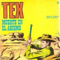Cómics: COMIC TEX Nº 47. Lote 37666435