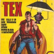 Cómics: COMIC TEX Nº 1 DE LA COLECCION. Lote 37667194