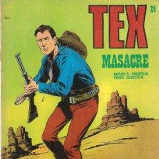 Cómics: COMIC TEX Nº 24. Lote 37668144