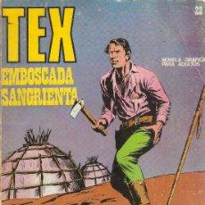 Cómics: COMIC TEX Nº 22. Lote 37668256