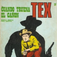 Cómics: COMIC TEX Nº 28. Lote 37668319
