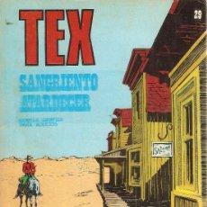 Cómics: COMIC TEX Nº 29. Lote 37668334