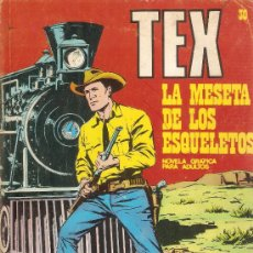 Cómics: COMIC TEX Nº 30. Lote 37668345