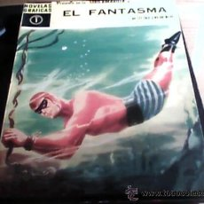 Cómics: HOMBRE ENMASCARADO 2 TEBEOS. Lote 37680324