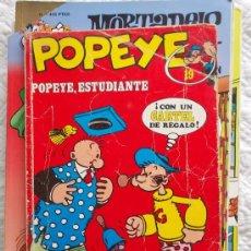 Cómics: POPEYE Nº 19. BURU LAN.. Lote 37964415