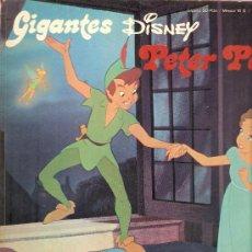 Cómics: GIGANTES DISNEY Nº 1 PETER PAN. Lote 37977315