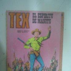 Cómics: TEX Nº 48 - EL ESPÍRITU DE MANITÚ - BURU LAN. Lote 38170356
