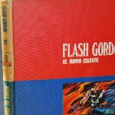Cómics: FLASH GORDON TOMO 1 - EL RAYO CELESTE - BURU LAN - AÑO 1972. Lote 38268082