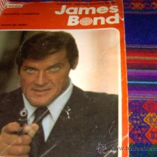 Cómics: JAMES BOND Nº 1. BURU LAN 1974. A TRAVÉS DEL MURO. 150 PTS.. Lote 38328253