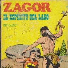 Cómics: ZAGOR Nº 29. BURULAN.. Lote 38398511