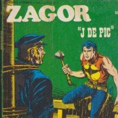 Cómics: ZAGOR Nº 56. BURULAN.. Lote 38398584