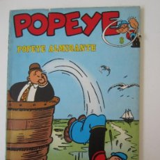 Cómics: POPEYE , NUMERO 8 , POPEYE ALMIRANTE - BIBLIOTECA BURU LAN - 1971. Lote 38610458
