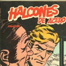 Cómics: HALCONES DE ACERO TOMO 4 , 80 PGS. EDI. BURULAN 1974 - KADAITCHA. Lote 38668446