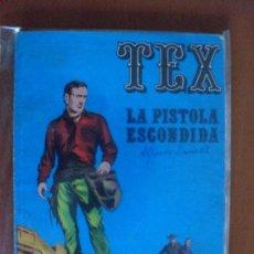 Cómics: TEX Nº 7 -- BURU LAN -- LA PISTOLA ESCONDIDA. Lote 38769035