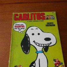 Cómics: CARLITOS Y LOS CEBOLLITAS Nº 2, BURU LAN 1971. Lote 38838169