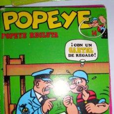 Cómics: POPEYE BURU LAN 14. Lote 38957714