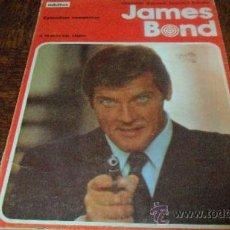 Cómics: JAMES BOND ,TOMO: A TRAVES DEL MURO. Lote 39029887