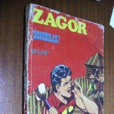 Cómics: ZAGOR Nº 24 / SOMBRAS / BURU LAN EDICIONES 1972. Lote 39175843