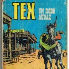 Cómics: TEX. NUMERO 34. BURU LAN. Lote 39179952
