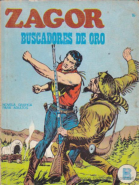 COMIC ZAGOR Nº 10 (Tebeos y Comics - Buru-Lan - Zagor)