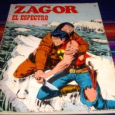Cómics: ZAGOR Nº 75 EL PENÚLTIMO. EL ESPECTRO. BURU LAN 1974 30 PTS. . MUY DIFÍCIL!!!!!. Lote 39383306