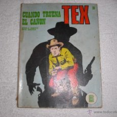Cómics: TEX Nº 28. Lote 39420012