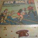 Cómics: BEN BOLT COLECCION COMPLETA DE BURULAN 12 NUMEROS. Lote 39544811