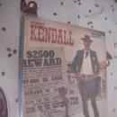 Cómics: SHERIFF KENDAL COMPLETA 5 TITULOS. Lote 39568422