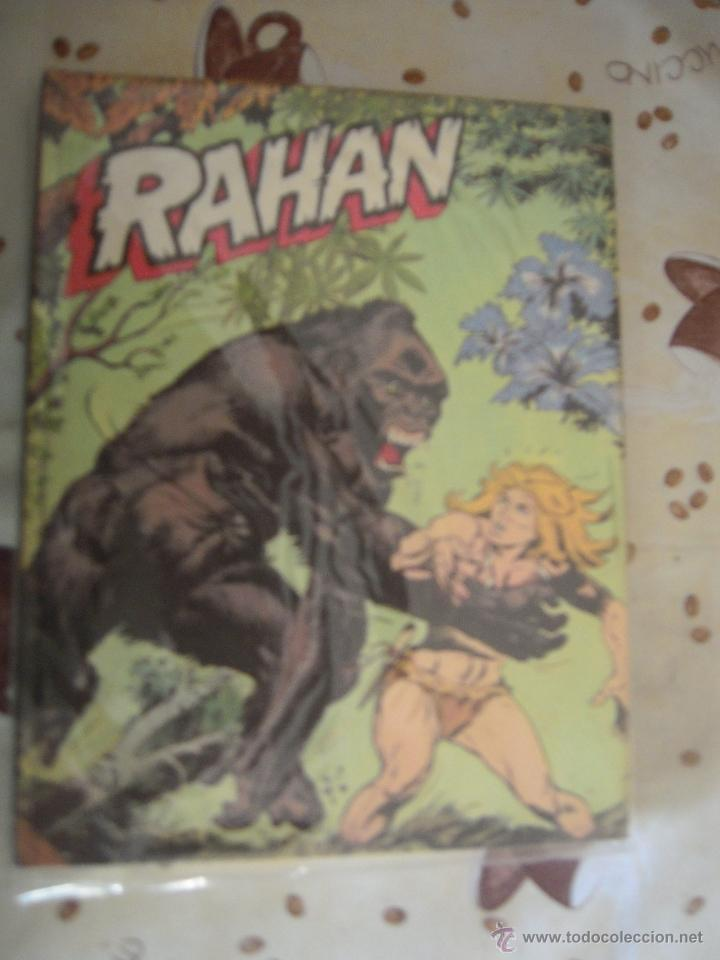 RAHAN TOMO Nº 1 DE BURULAN (Tebeos y Comics - Buru-Lan - Rahan)