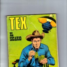 Cómics: TEX Nº 2 * EL SICARIO * BURU LAN. Lote 39696805