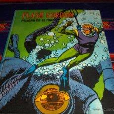 Cómics: FLASH GORDON Nº X PELIGRO EN EL MAR. BURU LAN 1973.. Lote 39766337
